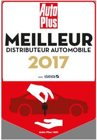meilleur distributeur auto 2017