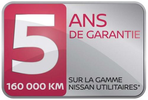 Nissan garantie 5 ans