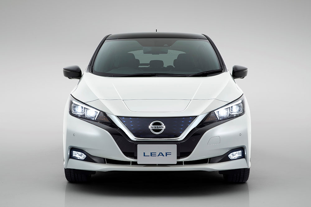 nissan leaf neuve en stock tous les v hicules disponibles. Black Bedroom Furniture Sets. Home Design Ideas