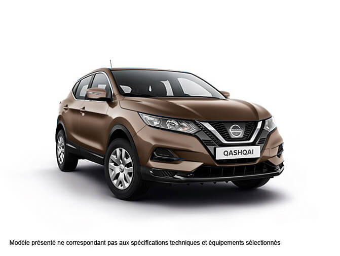 nissan qashqai essence canz bronze intense met en stock 31820 n 927929. Black Bedroom Furniture Sets. Home Design Ideas