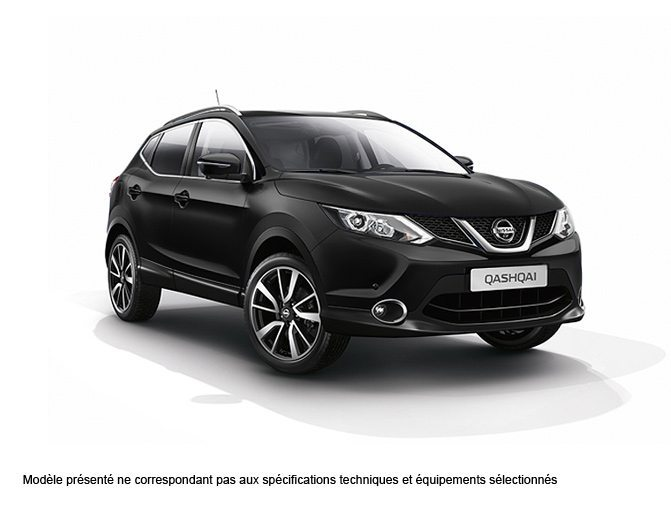 nissan qashqai essence noir metallise gris met en stock 31520 n 917803. Black Bedroom Furniture Sets. Home Design Ideas