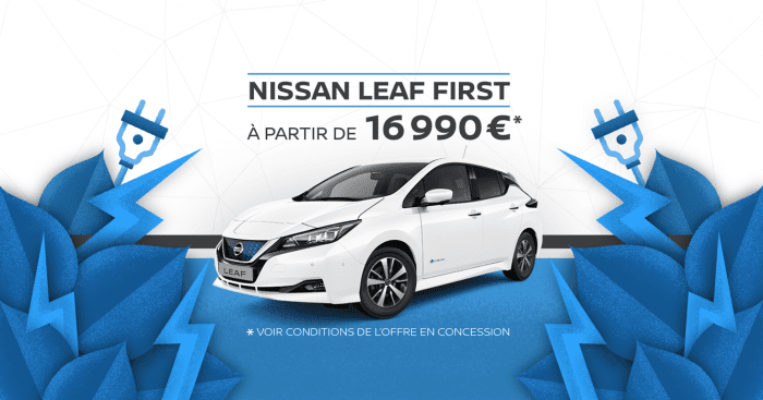 Nissan Leaf First