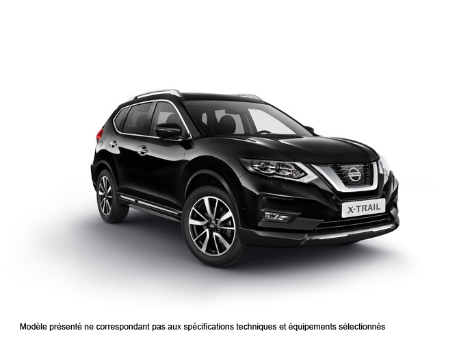 nissan x trail diesel g41g noir intense met en stock 38650 n 956004. Black Bedroom Furniture Sets. Home Design Ideas