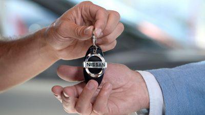 Nissan Financement Location promesse de vente