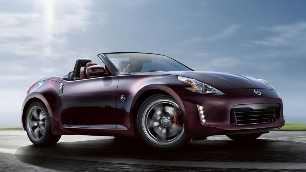 nissan 370z roadster neuve laval les v hicules disponibles. Black Bedroom Furniture Sets. Home Design Ideas